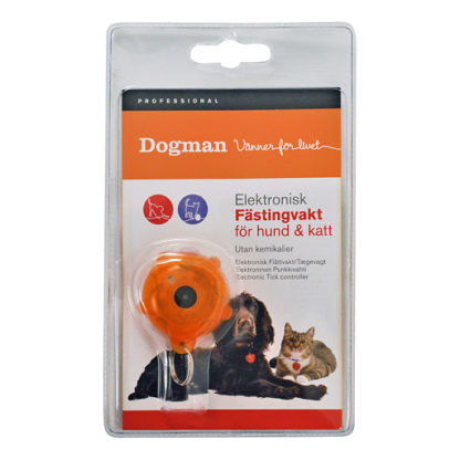 10134502 dogman elektronisk fastingvakt orange