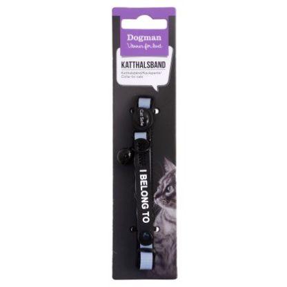 10154515 katthalsband stripe black belong to cat safe