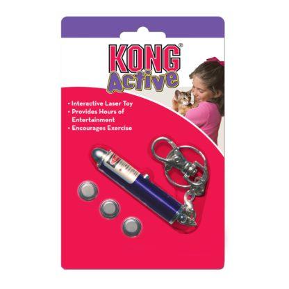 10234023 kong cat laser toy laserpekare lila