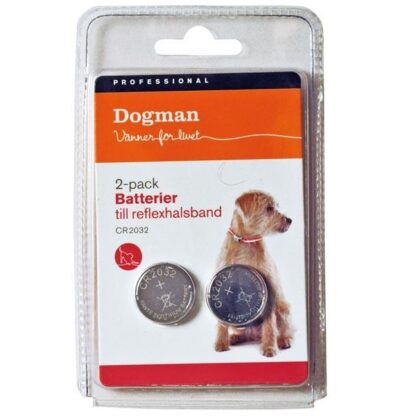 10260500 dogman batteri cr2032 2 pack wpp1608562630108