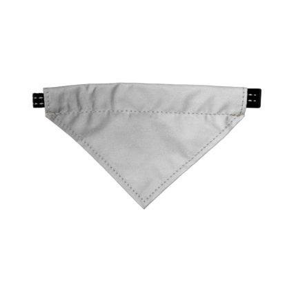 10260708 dogman reflex scarf roffe svart silver 22 35 x 1 cm