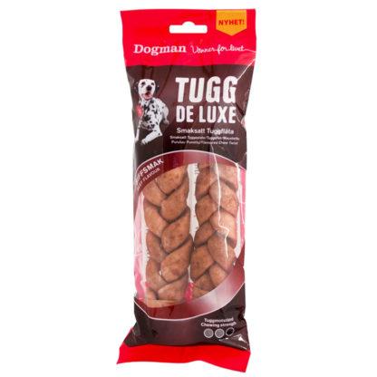 10320111 dogman tuggflator de luxe flator biff 20cm 150gr 2pack