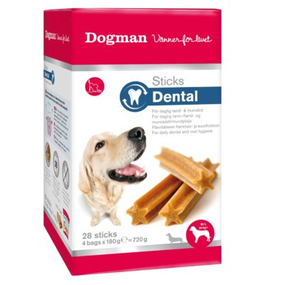 10479172 dogman sticks dental large 28 pack 790gr