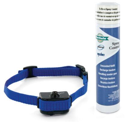 10721998 petsafe antiskallhalsband spray deluxe liten hund