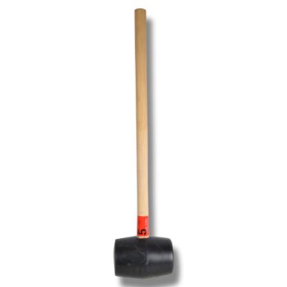 21271470 v plast palslagga hickory traskaft 5kg 90cm