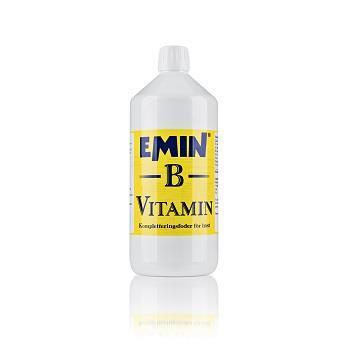 2432681 emin b vitamin 1 l flaska