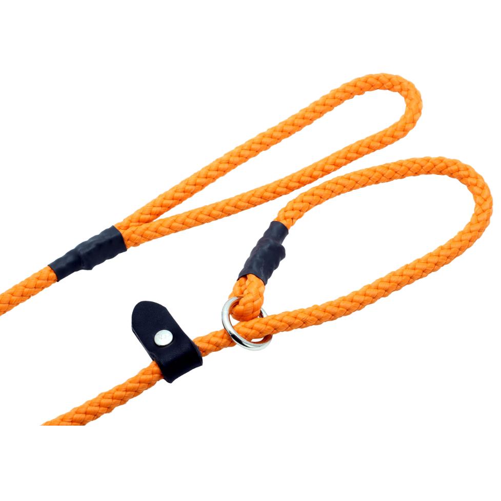 Retrieverkoppel Nylon Alac Orange 1x190cm