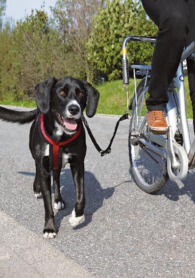 421287 trixie biker set de luxe cykelset