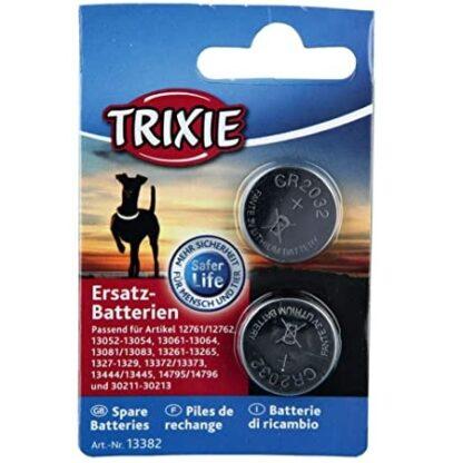 4213382 trixie batteri cr2032 3v 2 pack wpp1608563640731