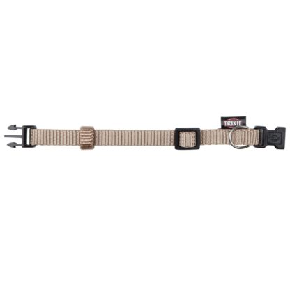 4220145 trixie valphalsband 22 35 x 1 cm beige scaled wpp1585998547985