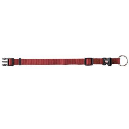 4220163 trixie halsband premium rod svart wpp1586184983120