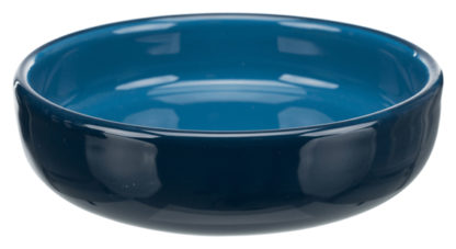 4224770 kattskal for kortnosiga keramik 300ml 15cm bla