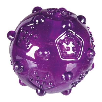 4233677 trixie boll tpr gummi 7cm lila