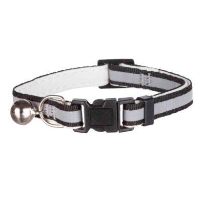 4241686 halsband reflex kattunge junior trixie 16 28cm gra wpp1585924628868