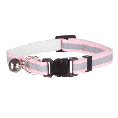 4241686 halsband reflex kattunge junior trixie 16 28cm rosa wpp1585924703465