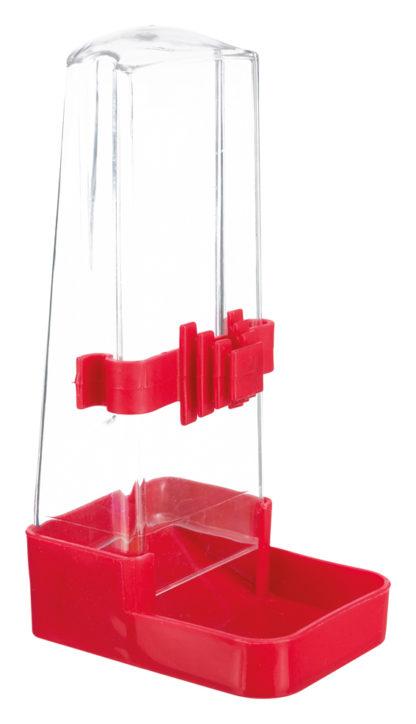 425445 vatten foderautomat plast fagel 200ml 16cm rod