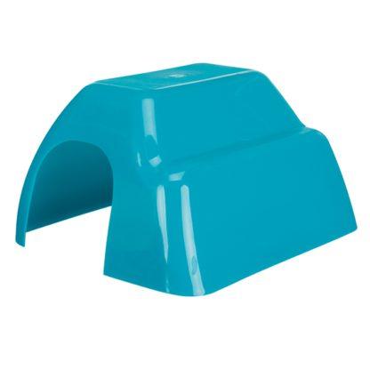 4261342 trixie gnagarhus plast 23x15x26cm turkos wpp1588701820756