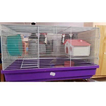 46505012 hamsterbur med tillbehor osorterade farger scaled wpp1610969004561