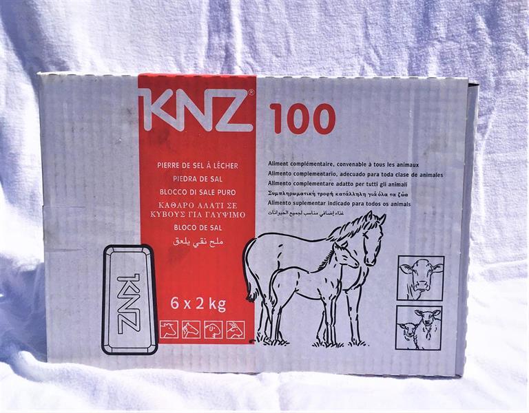 Knz 100% Saltsten Basic 2kg