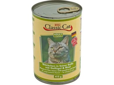 7748 classic cat fagel oxe 415g