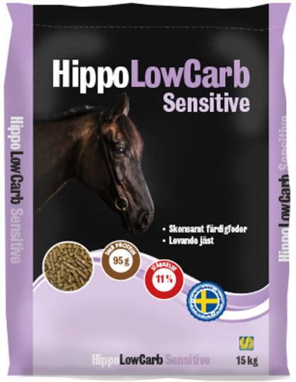 81934 hippo low carb sensetive 15kg