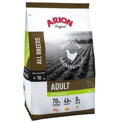 9104952 arion no grain chicken potato 12kg wpp1586361221847