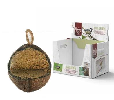 9121040 hobby first kokosnot med fett