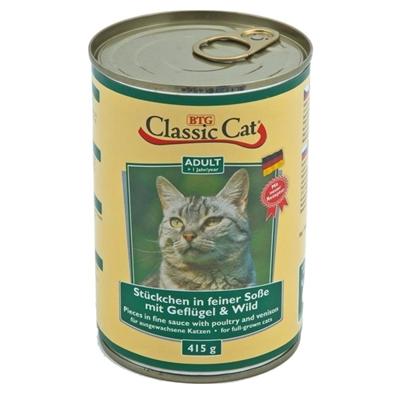 914316 classic cat fagel vilt 414gr wpp1586360899131