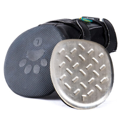 globus hundskor stalinlagg bonzo svarta 4 pack undersida