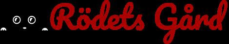 Rödets Gård logo