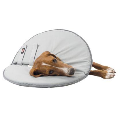 trixie halskrage hundkrage polyester mjuk gra 2 wpp1587193604156