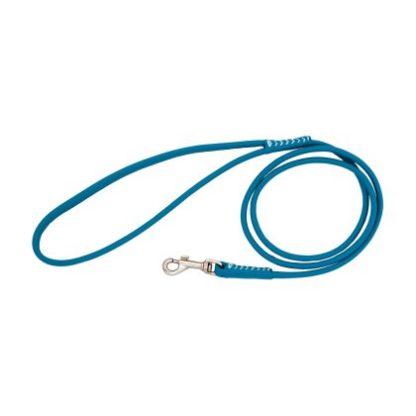 10220346 collar glamour laderkoppel soft bla 0.8x150cm wpp1586607908677
