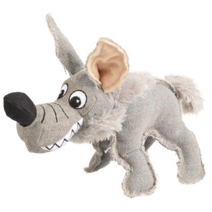 25916779 karlie leksak canvas hyena 28cm gra wpp1589295937265