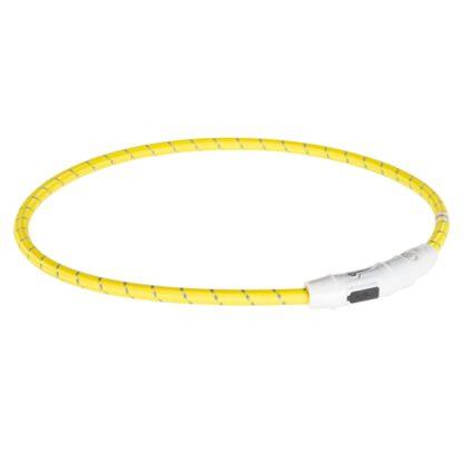 4212692 trixie flash light ring usb gul l xl 0.7x65cm wpp1595411172786