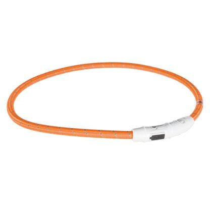 4212705 trixie flash light ring usb orange l xl 0.7x65cm wpp1595412973529