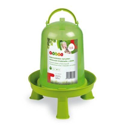90006239 toktok happy vattenautomat med fotter gron 5l wpp1599470556431