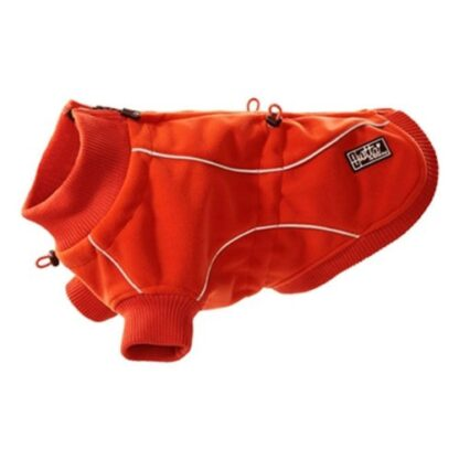 hurtta waterproof fleece jacket vattentat fleecejacka red rod