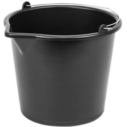 30710 plasthink spann metallhandtag svart 20l wpp1602844845660