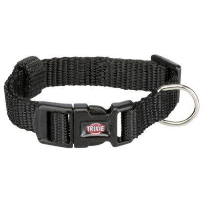 42202101 trixie valphalsband premium svart nylon wpp1605263320101