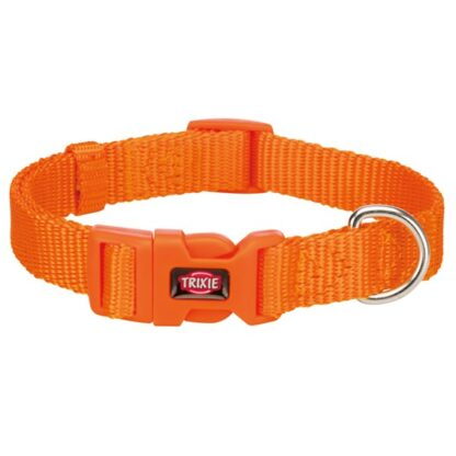 42202218 trixie premium halsband papaya orange wpp1605779688877