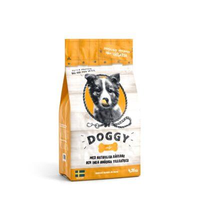 4221021 doggy puppy hundfoder 4.75kg gul sack wpp1605780083821