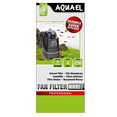 10932314 aquael fan innerfilter 250l h