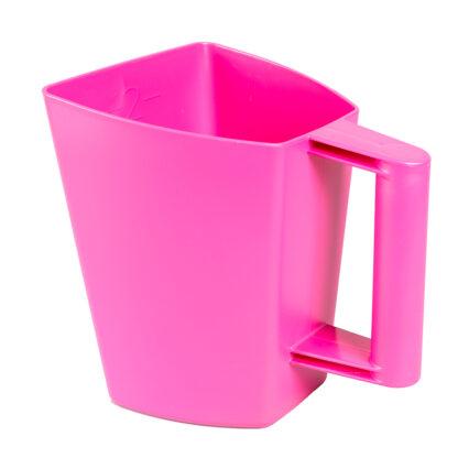 17599881 globus foderskopa gradering plast 2l rosa