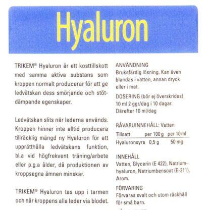 17780985 trikem vimital hyaluron human 500ml baksida