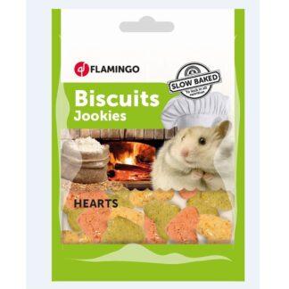 25810055 karlie flamingo biscuits jookies gronsokshjartan 100gr wpp1608053305300