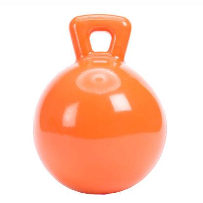 17933550 globus kettlebell tintin flytande 15cm tpr orange