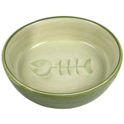 Keramikskål Trixie Fiskben 200ml 13cm