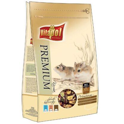 90102 vitapol premium dvarghamsterfoder 750gr wpp1613655273706
