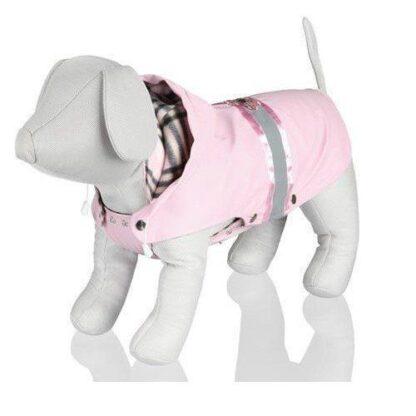 trixie hundtacke como reflekterande rosa