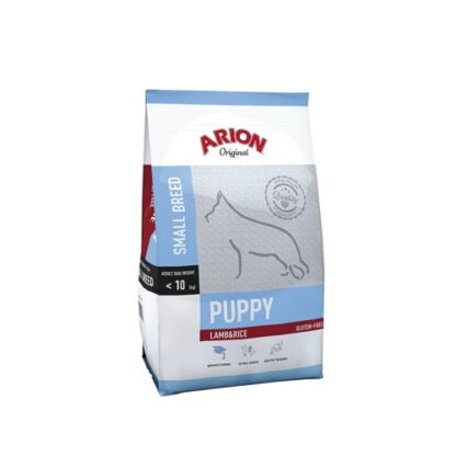 105557 arion puppy small lamb rice 3kg